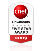 SpotMSN Award from Cnet