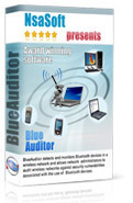 BlueAuditor detects and monitors Bluetooth devices in a wireless network and allows network administrators to audit wireless networks against security vulnerabilities associated with the use of Bluetooth devices.