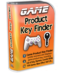 Game Product Key Finder