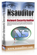 Nsauditor Network Security Auditor is a network security scanner that allows to audit and monitor remote network computers for possible vulnerabilities