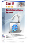 SpotIE - Internet Explorer Password Recovery Software