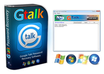 Google Talk Password Finder