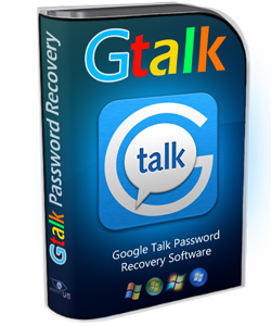GTalk - Google Talk Password Recovery Software