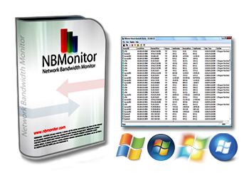 NBMonitor Network Bandwidth Monitoring Software