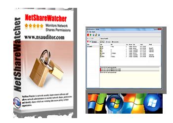 NetShareWatcher - Мониторинг и Разрешений Акции Сети