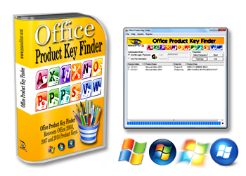 Microsoft Office Product Key Finder