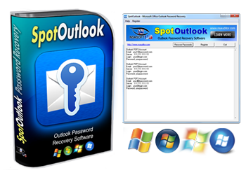 Microsoft Office Outlook Password Recovery