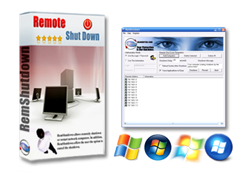 Nsasoft Remote Shutdown &#8211; Shutdown, restart my tnh t xa