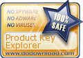 Product Key Explorer Award From www.dodownload.com