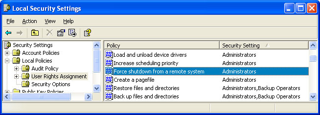 Shutdown and Reboot Network Computers Remotely