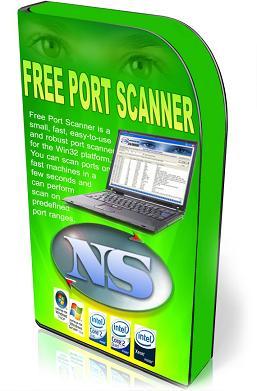 Free Port Scanner 2.9.9
