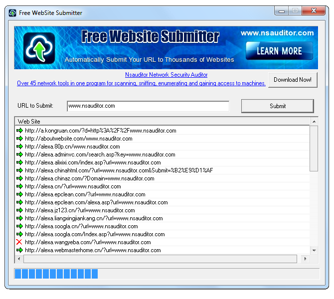 Free Website Submitter Resimler