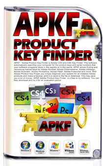 Windows 7 Adobe Product Key Finder 2.6.0.0 full